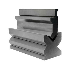 Combo V die And Punch Block Press Brake 4 way 24 X 2 3 8 X 2 3 8 Solid Steel