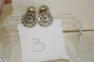 Lot Of 2 Gorgeous Glass Door Knobs Early