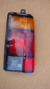 84 87 Oem Honda Civic Wagon Wagovan Right Passenger Side Taillight Lens 85 86