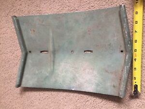 Fulton Sun Visor Center Piece All Original Bottom Only 1940 S 1950 S