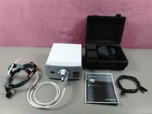 Luxtec Mlx 300w Light Source Headlight System Surgical Medical Xenon 300 Integra