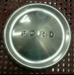 1940 s 1950 s Ford Hubcap Wheelcover Dogdish Poverty Fomoco