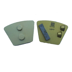 Concrete Surface Prep pcd Scraper Diamond Tool For Various Coating Removal Trap