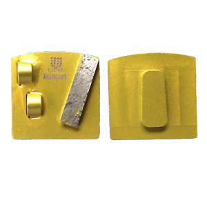 Concrete Surface Prep pcd Scraper Diamond Tool For Various Coating Removal Lock