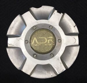 D Adr Design 604 Custom Wheel Center Rim Cap Lug Hub Cover Aftermarket Gold
