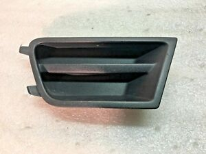 10 11 12 Ford Mustang V6 Lh Lower Grille Insert Used Near Mint Oem Ar3z17e811aa