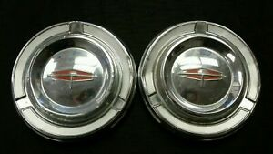 1962 62 1963 63 1964 64 Oldsmobile 10 1 2 Hubcaps Wheelcovers Dogdish