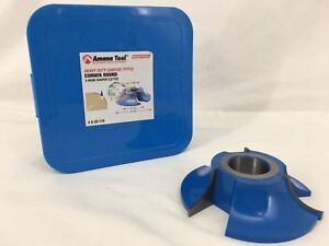 Amana Tool Carbide Tipped Corner Round 3 Wing Shaper Cutter