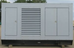 500 Kw Spectrum Ddc Mtu Diesel Generator Genset Load Bank Tested