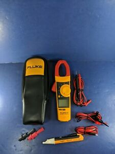 Fluke 336 Trms Clamp Meter Screen Protector Soft Fluke Case Extras