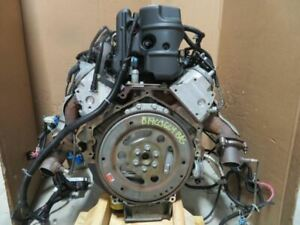 10 15 4 8 Liter Ls Engine Motor L20 Gm Chevy Gmc 74k Complete Drop Out Ls Swap