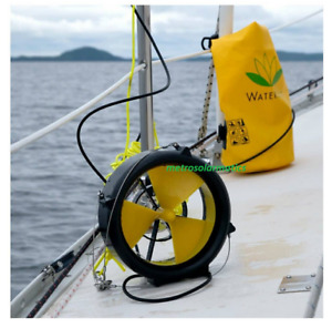 12v Water Wind Hydro Generator Charger For Yeti Portable Power Station Waterlily