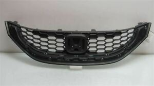 Honda Civic Grille 71121 Tr3 A11 Upper Grill Eom 13 14 15 2013 2014 2015