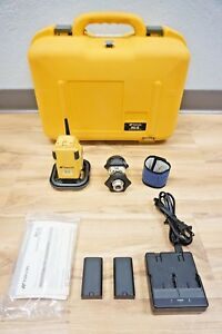 Topcon Rc 5 Set With A7 360 Prism For Robotic Total Station