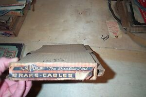 1940 1941 Ford Truck Brake Cable Eis 1527