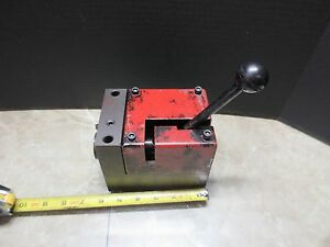 Supermax Ycm fv56a Cnc Vertical Mill Shifting Distributor Shifter