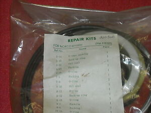 210300 Norco Repair Kit For 71000d Trans Jack New Old Stock
