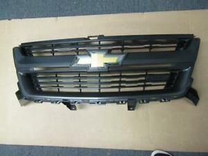 Oem 2015 2018 Chevrolet Colorado Z71 Front Grille Grill 84079064