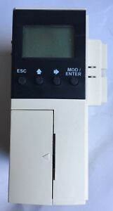 Schneider Twdxcpodm Display Module For Use With Twido Plc