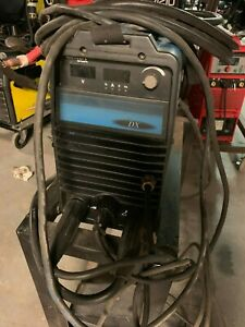 Tig Welder Miller Dynasty 200 Dx With Pedal