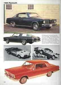 1966 Plymouth Barracuda Formula S Valiant Article Must See
