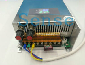 New Ac100 120v To 1000w 0 80vdc 0 12a Output Adjustable Switching Power Supply