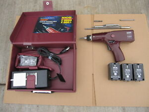 Hios F 9000 Torque Controlling Driver Power Electric Screwdriver Model Airplane
