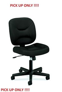 Hon Valutask Low Back Task Chair Mesh Computer Chair For Office Desk Pick Up