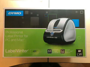 Brand New Unopened Dymo Labelwriter 450 Thermal Label Printer