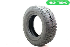 Used Lt 265 70r17 Goodyear Wrangler Authority A T 121 118q 9 32
