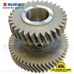 Oem Genuine Transfer Counter Shaft Gear 1985 1995 Suzuki Samurai 29121 80050