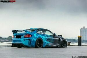 Darwinpro Bmw M2 F87 Vgt Full Wide Body Kit W Carbon Fiber Addons