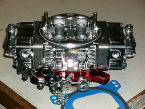 Holley Qft 950 Hp 4150 Blow Through Supercharger Use Only Annular Boosters