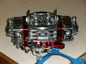 Holley Qft 850 Hp 4150 Blow through Supercharger Use Only Annular Boosters