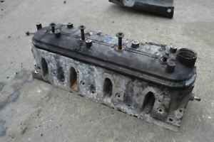 2014 Chevy Express 2500 Van Engine Cylinder Head 4 8l Right surface Burn
