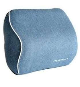 In Car Seat Memory Foam Headrest Travel Pillow Head Neck Rest Support Cushion