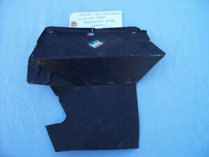 Nos 1964 1966 Chevelle el Camino Powerglide Transmission Splash Shield 3886397