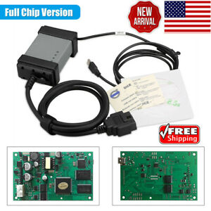 Volvo Vida Dice 2014d Obd2 Eobd Code Reader Car Auto Diagnostic Scanner Tool Us