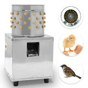 Poultry De feather Machine Chicken Plucker Plucking Machine Poultry Duck Quail
