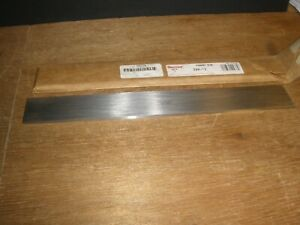 Starrett 380 12 Steel Straight Edge No Bevel 12 X 1 1 2 Usa