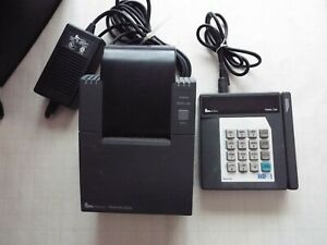 Tranz 330 Credit Card Terminal W Keypad 900 Printer