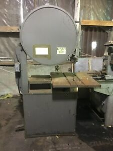 Large Band Saw For Wood Or Meat