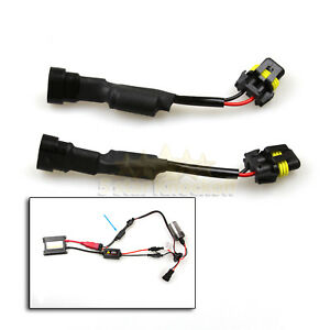 2x For Tyt Hid Snap On Load Resistor Canbus Decoder Bulb Out Flicker Warning Fix