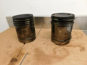 John Deere Styled G Tractor 045 Over Pistons F736r 14227
