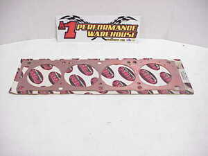 2 New Pbm 74180052 Copper Performance Head Gaskets For Ford Fe 352 428