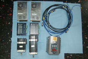 Stepper Motors Drivers Amplifiers Vfd And Cables