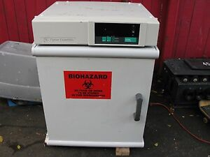 Fisher Scientific 637d Isotemp 30 75 c Industrial Lab Drying Incubator Oven