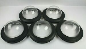 Pelco Spectra Clear Lower Dome Assembly lot Of 5