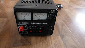 Bk Precision Model 1686 Dc Power Supply nice Condition