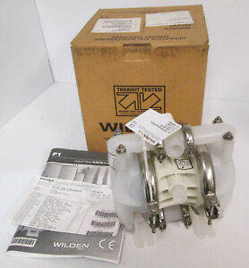 Wilden 01 2654 Air Operated Double Diaphragm Pump P1 ppppp tnu tf ktv